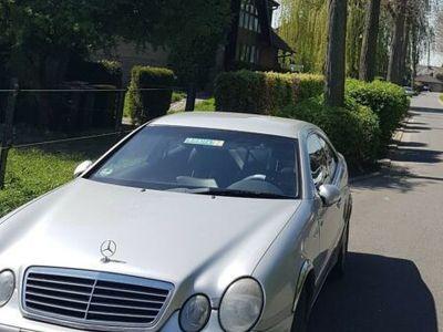 gebraucht Mercedes CLK320 AMG Paket