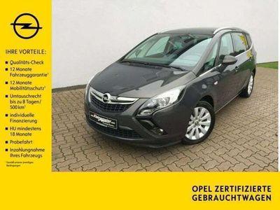 gebraucht Opel Zafira Tourer 1.6 SIDI Turbo Innovation*Leder*