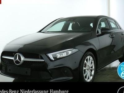 gebraucht Mercedes A180 d Progressive LED Keyl-GO Spurhalt-Ass PTS