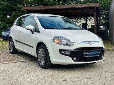 gebraucht Fiat Punto S7 0,9 ALU*Klima*PDC*TÜV & SERVICE NEU*