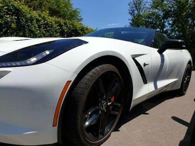gebraucht Corvette Stingray C7bildschön und sehr gepflegt