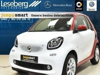 gebraucht Smart ForTwo Cabrio Turbo Passion/twinamic/Cool&Audio