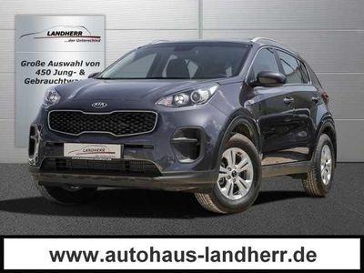 käytetty Kia Sportage 2WD // Klimaautomatik/Bluetooth *6 Jahre Qualitäts