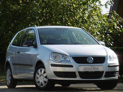 second-hand VW Polo Trendline IV (9N3),HU/AU NEU, Service Neu