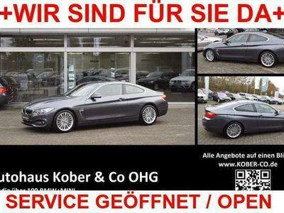 gebraucht BMW 1M Coupé 420 Coupe Luxury Line NAVI+LEDER+HIFI+SHZ+XENON