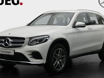 używany Mercedes GLC220 d 4Matic AMG