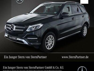 gebraucht Mercedes GLE350 d 4M Comand+LED+AHK+Kamera+Schiebedach