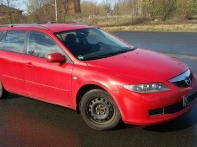 used Mazda 6 mit AHK - Tüv neu