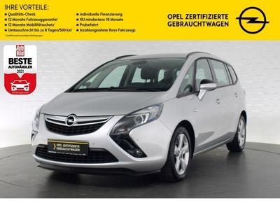 gebraucht Opel Zafira Tourer STYLE+AHK ABNEHMBAR+NAVI+PARKPILOT