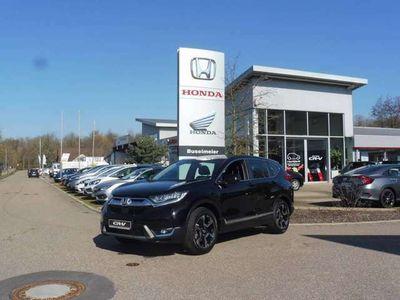 gebraucht Honda CR-V Elegance 2 WD LED Sensing Navi als SUV/Geländewagen/Pickup in Emmendingen