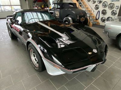gebraucht Corvette C3 Indy Pace Car 350cui, Autom., gepfl., Tüv/H als Sportwagen/Coupé in Raddestorf