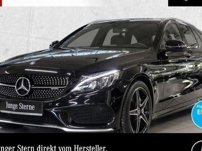 gebraucht Mercedes C43 AMG AMG T 4M Pano LED AHK Kamera Navi Totwinkel