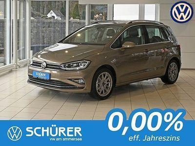gebraucht VW Golf Sportsvan Highline 1.5TSI DSG LED°Navi°RKamera°ACC°Massagesitz°