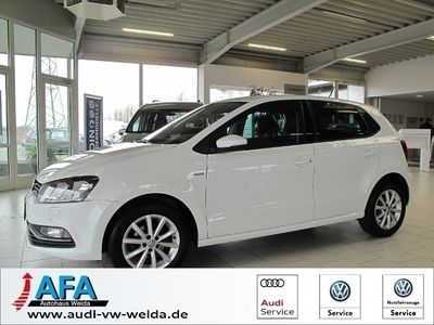 gebraucht VW Polo 1,0 Lounge Navi,PDC,Sitzhzg