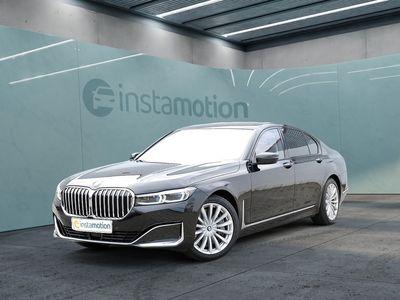 gebraucht BMW 750 750 iA xDrive STANDHZ+LEDER+NAVI+HUD+LASER