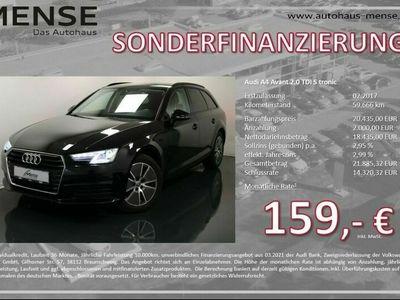gebraucht Audi A4 Avant 2.0 TDI S tronic Navi Business Lichtpaket GRA