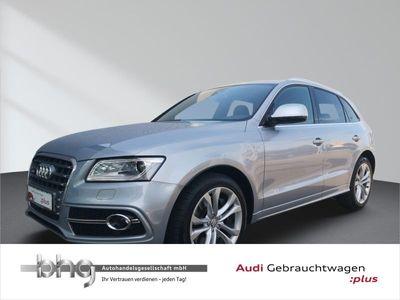 gebraucht Audi SQ5 3.0 TDI competition quattro tiptronic AHK Standhzg