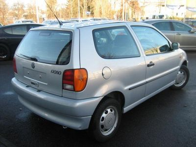 gebraucht VW Polo *Automatik*SD*Rentnerfzg.*HU 12/2018