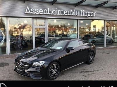 gebraucht Mercedes E400 4matic Coupé AMG **360°/Pano/9G-TRONIC