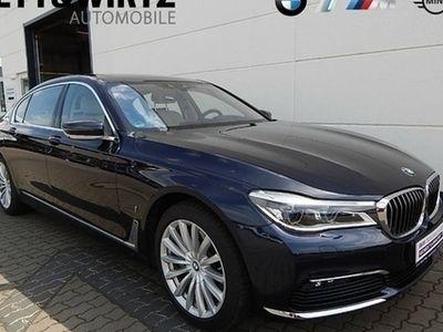 gebraucht BMW 740 Le iPerformance xDrive Fond-Ent. Laserlicht