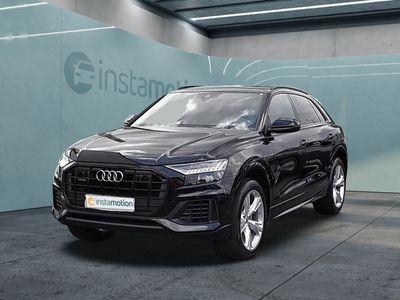 gebraucht Audi Q8 Q850TDI/HD-Matrix/adAIR/Pano/AHK/ACC/HuD/Leder