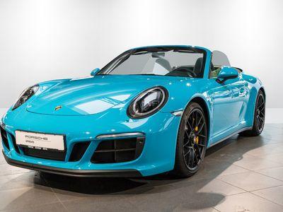 gebraucht Porsche 911 Carrera 4 Cabriolet 991 (911) GTS | Burmester |
