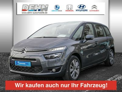 gebraucht Citroën Grand C4 Picasso HDi 150 AT NAVI Lounge AHK