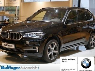 gebraucht BMW X5 xDrive 30d Komfsi AHK AdapLED AdapFahrwerkpaket