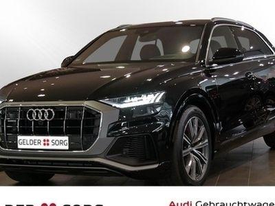 gebraucht Audi Q8 50 TDI quattro S-Line, LED, Standheizung Navi Panorama Leder LM