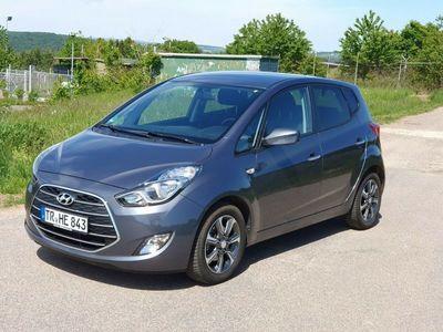 gebraucht Hyundai ix20 1.4 blue YES!