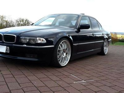 gebraucht BMW 735 i V8 als Limousine in Hohenroda