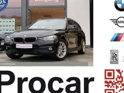 gebraucht BMW 318 i Touring Shz Sportsitze 17 Zoll Alu Freispr.