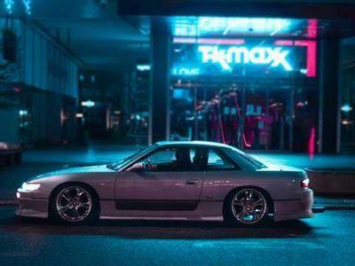 gebraucht Nissan 200 SX Turbo 16V