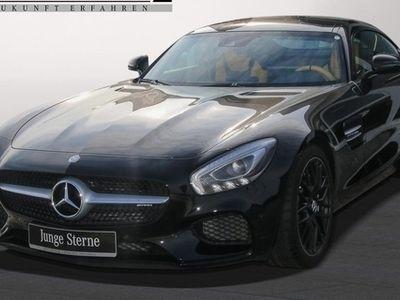 used Mercedes AMG GT PANODACH SCHWARZ GELB