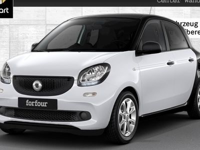 gebraucht Smart ForFour 52kW passion BRABUS DCT cool&Audio Tempom