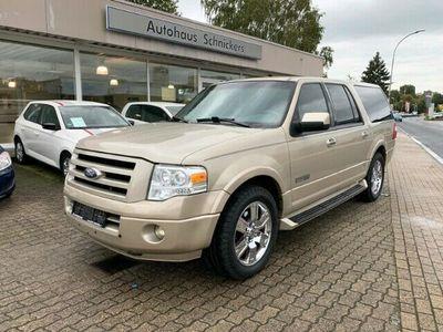 gebraucht Ford Expedition EL Limited Zugelassen Leder Klimasitz