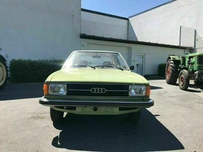 gebraucht Audi 80 LS Coupé Original 58 tkm nachweisb...