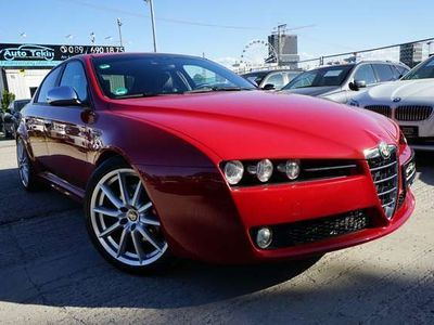 gebraucht Alfa Romeo 159 2.2 JTS 16V ti-Sportpaket|Service lückenlos|