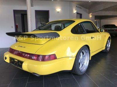 gebraucht Porsche 964 Turbo 3.6, Motor neu überholt, Scheckheft