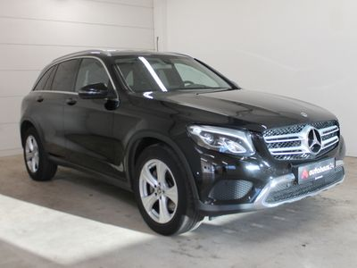 gebraucht Mercedes GLC220 d Exclusive 4Matic
