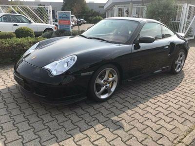 gebraucht Porsche 911 Turbo S 996 deutsch Scheckheft 598 Stück