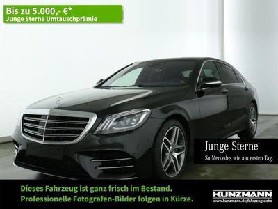 gebraucht Mercedes S450 L AMG Comand LED PanoramaSD 360° Distronic