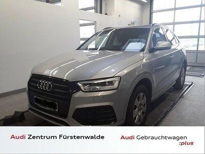 gebraucht Audi Q3 2.0 TDI sport S Line AHK LED SITZHZ