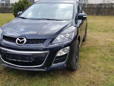 gebraucht Mazda CX-7 Exclusive-Line Voll, AHK, 8-fach!!