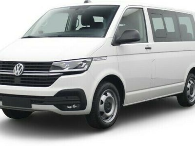 gebraucht VW Multivan CC T6.12.0 TDI Trendline DSG Navi LED Climatronic ACC AHK EPH