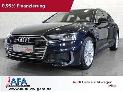 gebraucht Audi A6 Avant 50 TDI Sport qu. tiptr. S-Line,Leder,Wechsel/Umweltprämie