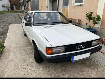 gebraucht Audi 80 als Limousine in Ansbach