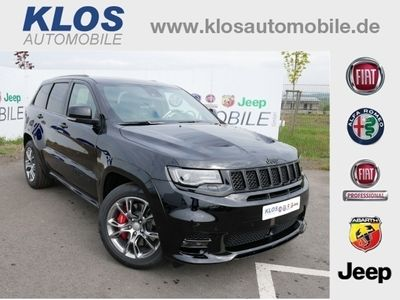 gebraucht Jeep Grand Cherokee 6.4 V8 HEMI SRT 549€mtl. 468PS NAVI + LEDER