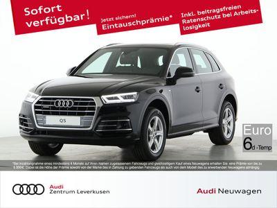 gebraucht Audi Q5 schwarz in