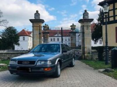 gebraucht Audi V8 d11 Facelift *stoffsitze* Bj 1993